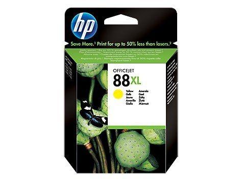 HP INK CARTRIDGE YELLOW NO.88XL/17ML C9393AE