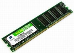 Corsair Value Select - DDR - 1 GB - DIMM 184-PIN - ungepuffert