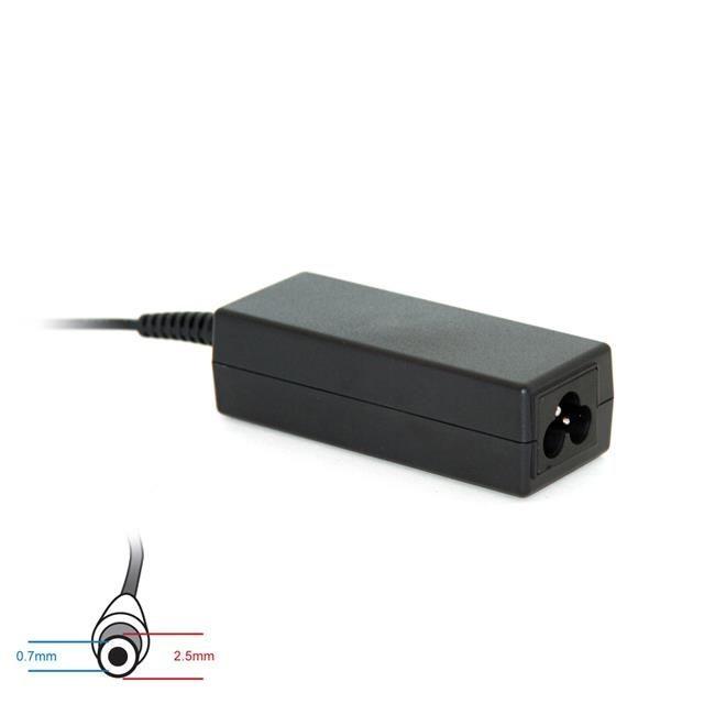 Digitalbox Zasilacz sieciowy Digitalbox DBMP-PA0304 do notebooka MOBI.PWR 19V/2,1A 40W wtyk 2,5x0,7mm