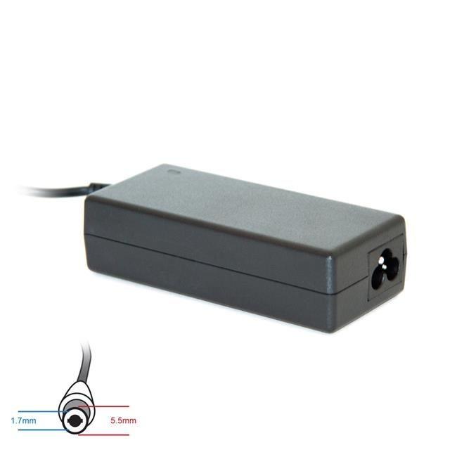 Digitalbox Zasilacz sieciowy Digitalbox DBMP-PA0103 do notebooka MOBI.PWR 19V/3,42A 65W wtyk 5,5x1,7mm