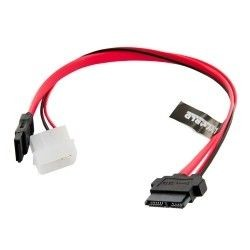 4World Kabel HDD|SATA 3|13pin SATA Slimline (F