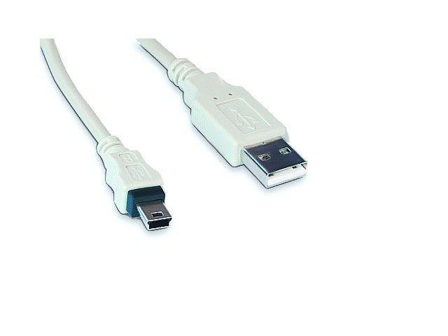 Gembird kabel mini USB 2.0 (Canon) 0.9m