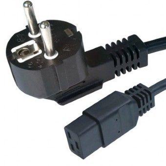 Gembird kabel zasilający serwerowy IEC320 C19 1,8m, 16A
