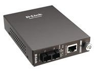 D-Link DLINK DMC-300SC/E konwerter FastEthernet 10/100BaseTX (RJ45)-100BaseFX MM (SC-Duplex)-2km