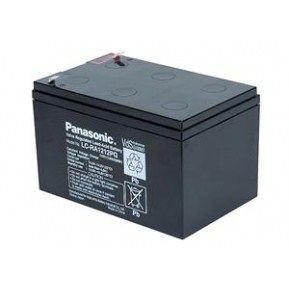 CyberPower Baterie - Panasonic LC-RA1212PG1 (12V/12Ah - Faston 250), životnost 6-9let