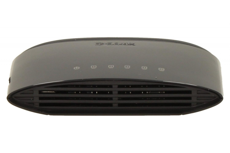 D-Link DES-1005D switch L2 5x10/100 Desktop/Wall NO FAN