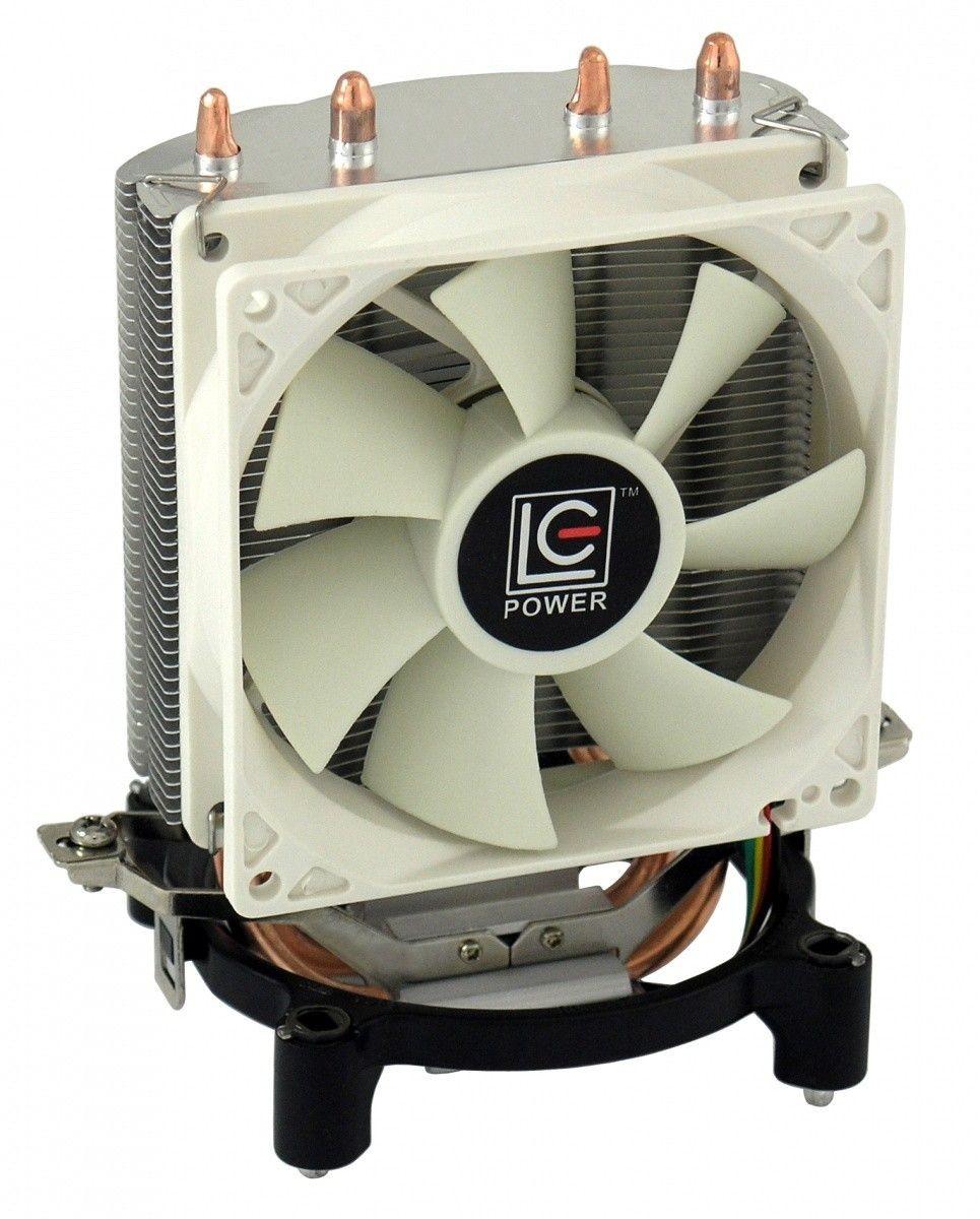 Scythe WENTYLATOR CPU LC-CC-95 INTEL SOC. 775 1155 1159 AMD AM2AM3 4PIN PWM