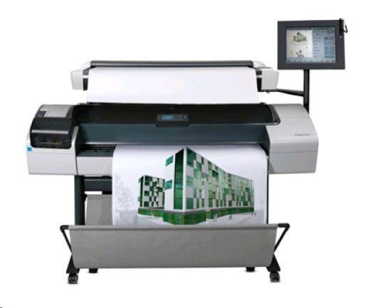 HP Designjet T1300ps, 44