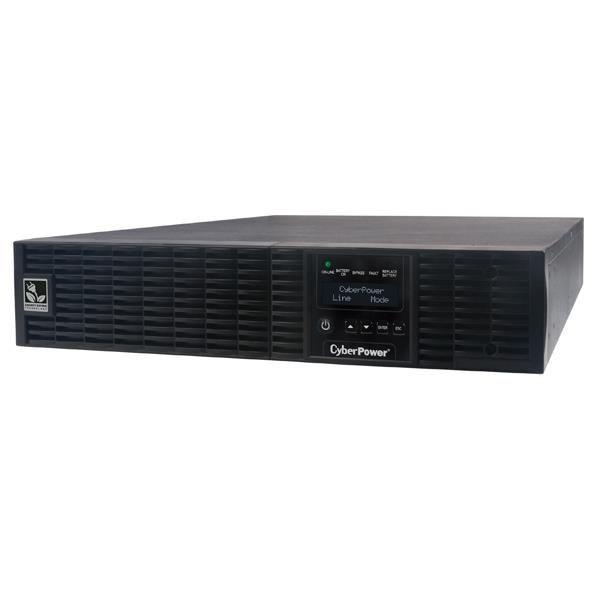 CyberPower Smart App Online OL1000ERTXL2U - USV - 900 Watt - 1000 VA OL1000ERTXL2U gewährleistet hochwertigsten Stromversorgungsschutz für IT-Geräte, Server,