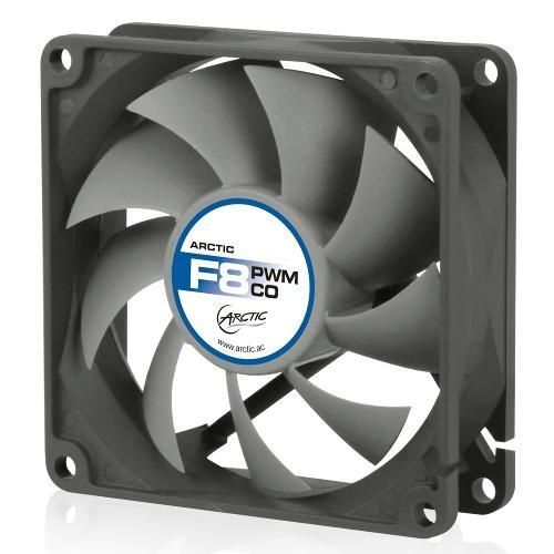 Arctic Cooling F8 PWM CO ventilátor - 80mm