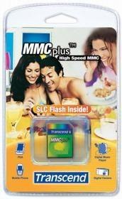 Transcend TS1GMMC4 karta pamięci MMC PLUS 1GB