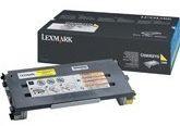 Lexmark C500S2YG Toner yellow 1500 str. C500n / C500n (HV) / X500n / X502n