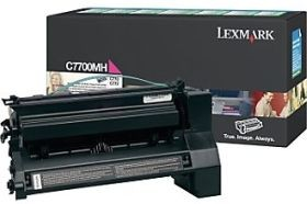 Lexmark Toner/Magenta 10000sh f Optra C770 772