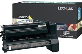 Lexmark Toner/Yellow 10000sh f Optra C770 772