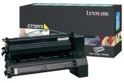 Lexmark Toner/Yellow 6000sh f Optra C772 X772e