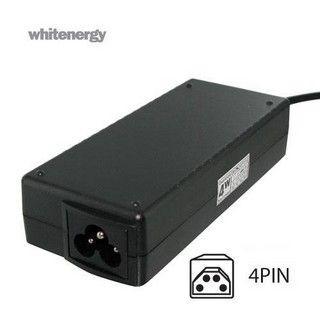 Whitenergy 04076 zasilacz 18.5V/4.5A 85W wtyczka trapez 4 pin Compaq