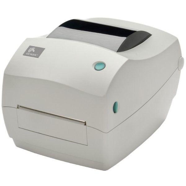Zebra Drukarka etykiet GC420t/termotransferowa/203dpi/USB/RS232/LPT