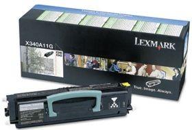 Lexmark X340A11G Toner black zwrotny 2500 str. X34X