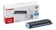 Canon Toner 707 cyan 2000pages for LBP5000 5100