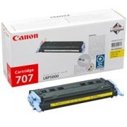Canon Toner 707 yellow 2000pages for LBP5000 5100