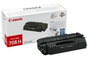 Canon CRG-708H cartridge black LBP3300 3360 6.000page