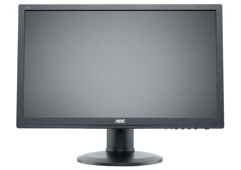 AOC Monitor AOC E2260PDA 22inch, 1680x1050, D-Sub/DVI, pivot, głośniki