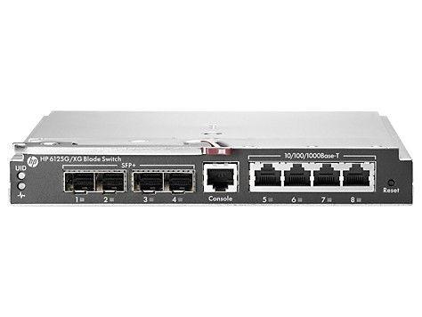 HP 6125G/XG Ethernet Blade Switch