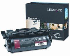 Lexmark X644A21E Toner black 10000 str. X64Xe