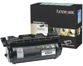 Lexmark X644A11E Toner black zwrotny 10000 str. X64Xe