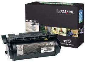 Lexmark X644X11E Toner black zwrotny 32000 str. X64Xe