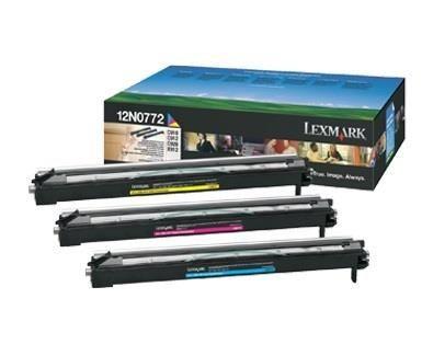 Lexmark Bęben Developer Unit/colour 28000sh Optra C910
