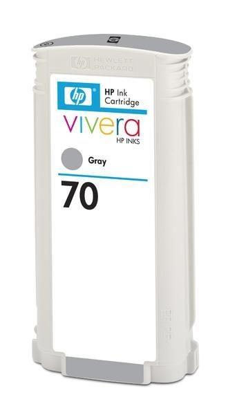 HP 70 ink grey 130 ml Vivera Designjet Z2100 3100