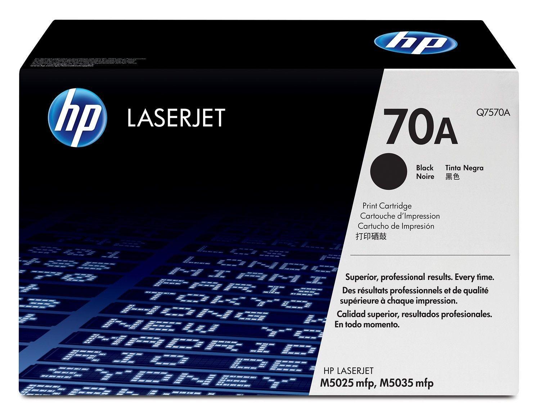 HP Q7570A Toner black 15000str LJM5025MFP/M5035MFP