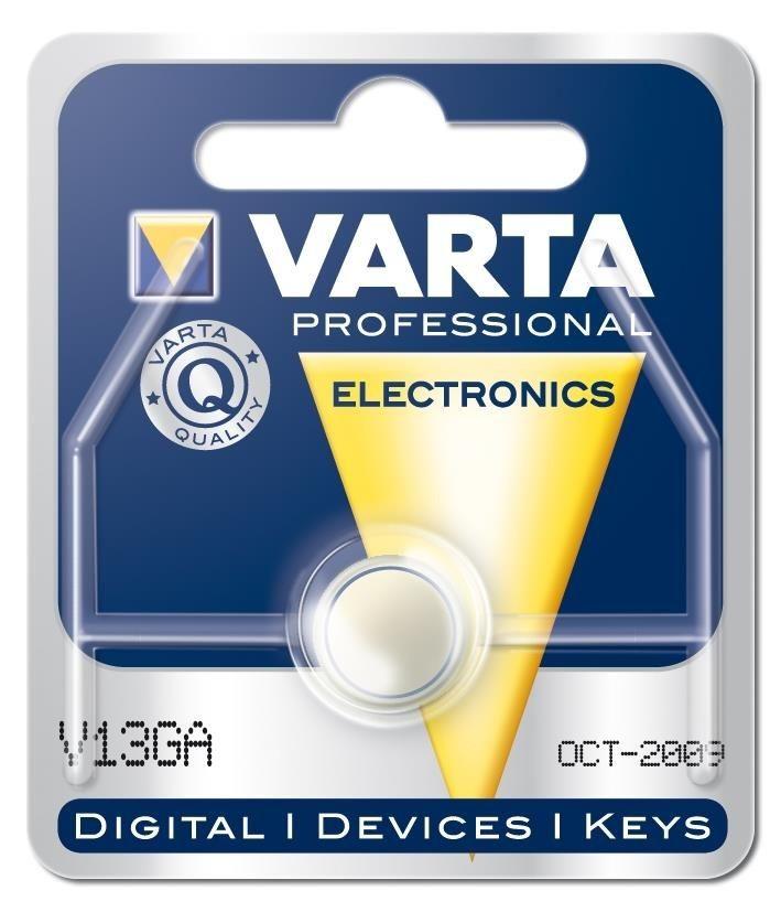 VARTA Bateria VARTA V13GS (LR44)