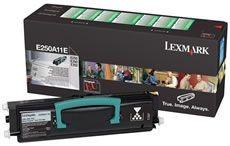Lexmark E250A11E Toner black zwrotny 3500 str. E250