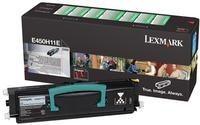 Lexmark E450H11E Toner black zwrotny 11000 str. E450