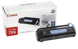 Canon 0264B002 Toner CRG706 black MF65xx