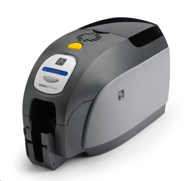 Zebra Drukarka kart ZXP3/USB/regulacja grubości kart/model jednostronny