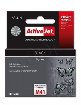ActiveJet Tusz ActiveJet AS-41N | Czarny | 17 ml | Samsung M41