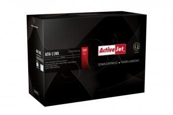 ActiveJet Toner ATH-11NX (zamiennik HP 11X Q6511X Canon CRG-710H; Supreme; 13500 stron; czarny)
