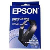 Epson S015139 ribbon black longlife 9.000.000 characters 1-pack