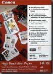 Canon 1033A002 Papier HR101 High Resolution Paper 106g A4 50ark