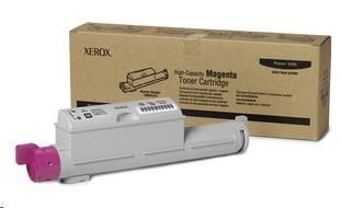 Xerox Toner/ Ph6360 Magenta 12k