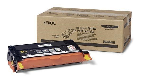 Xerox 113R00725 Toner yellow 6 000str Phaser 6180