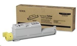 Xerox Toner/ Ph6360 Yellow 12k