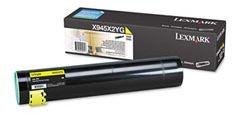 Lexmark X945X2YG Toner yellow 22000 str. X94X