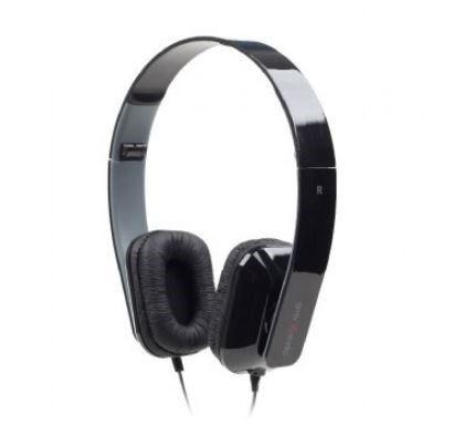 Gembird Słuchawki MHP-FCO-GBK ROME Black