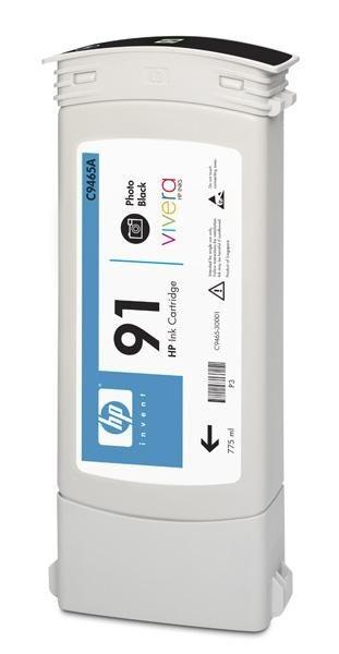 HP Atrament 91 Photo Black Ink Cart/Vivera Ink