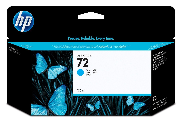 HP Tusz Nr 72 Błękitny (Cyjan) Fotograficzny 130ml C9371A