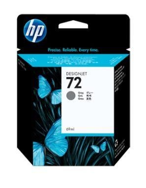 HP INK CARTRIDGE GREY NO.72/69ML C9401A
